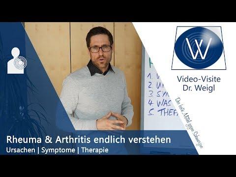 Rheuma Symptome, Rheumatoide Arthritis, Schwanenhalsdeformität, Gelenkrheuma: Ursachen & Therapie