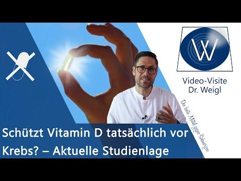 Schützt & heilt Vitamin D Krankheiten wie Krebs?🤔 Stimmt was Prof. Spitz und Andere behaupten?