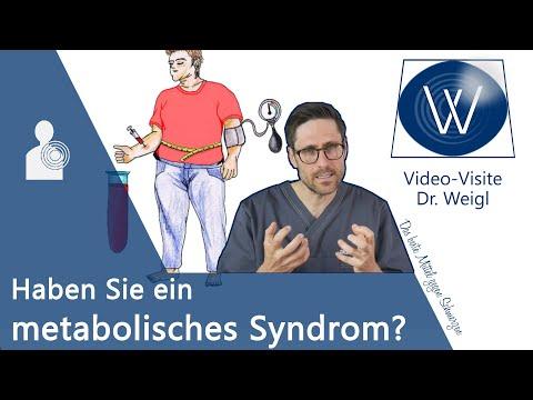 """Metabolisches Syndrom: Was verbirgt sich hinterm """"Tödlichen Quartett""""? Hohes Risiko für Covid-19⚡"""