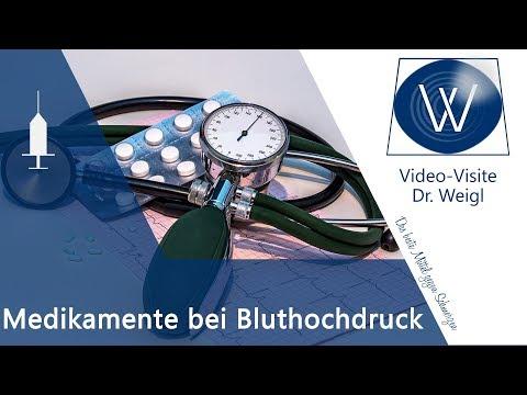 Welche Medikamente senken den Blutdruck?💡 Die Big 5 der Blutdrucksenker (ACE-Hemmer, Betablocker..)