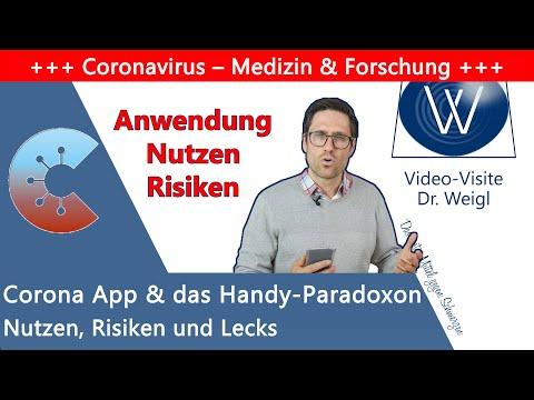 Corona-Warn-App: Nutzen & Gefahren bei Superspread-Infektionen & Neue Welle - Das Handy-Paradoxon