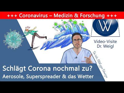 Kehrt Corona zurück? Szenarien über eine 2. Welle, unsere Zukunft & Einflussfaktoren (Superspreader)