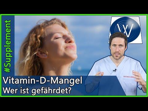 Vitamin D3: Warum ein Vitamin D Mangel krank macht! Funktion, Symptome & Unterversorgung trotz Sonne