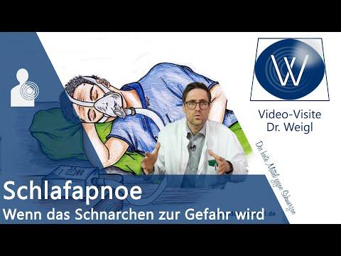 Schlafapnoe Syndrom: Wenn Atemaussetzer & lautes Schnarchen gefährlich werden - Ursachen | Symptome