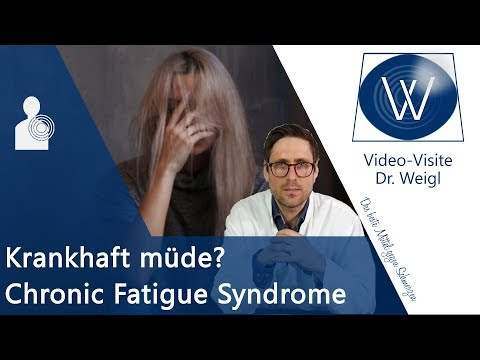 Chronisches Erschöpfungssyndrom - Warum bin ich immer müde & erschöpft? Chronic Fatigue Syndrome