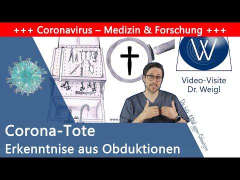 Covid-19: Darum sind Vorerkrankungen so gefährlich - Was wir von den Coronatoten lernen können