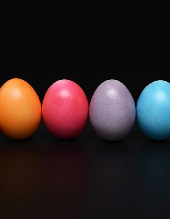 Wie sie auch zu Ostern Eierspeisen gesund zubereiten