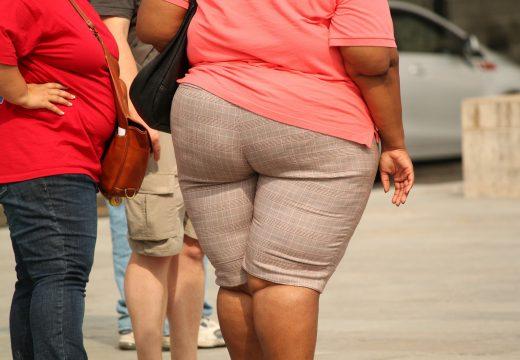 Krebs als Folge von Übergewicht. Millennials in Gefahr