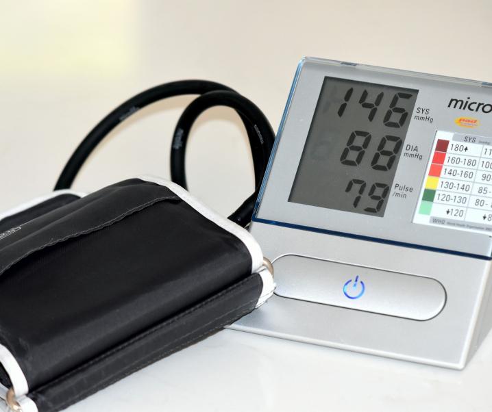 Ein hoher Blutdruck ist nicht immer schädlich