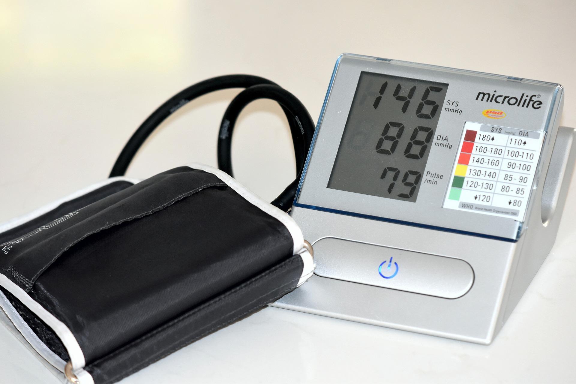 Ein hoher Blutdruck ist nicht immer schädlich • HealthNews