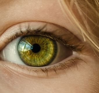 Augen geben Auskunft über psychische Krankheiten
