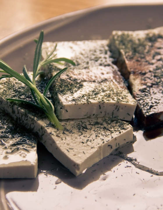So viel Tofu sollten Vegetarier essen