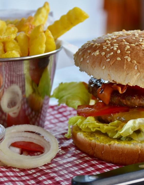 Fastfood kann Nahrungsmittelallergien auslösen