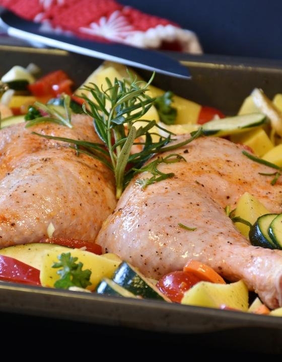 Auch weißes Fleisch schadet der Gesundheit
