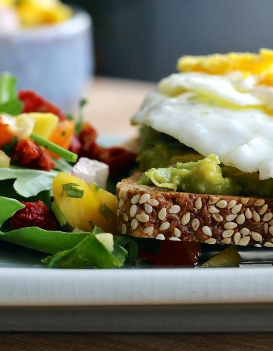 Mit Proteinen gegen das Mittagstief