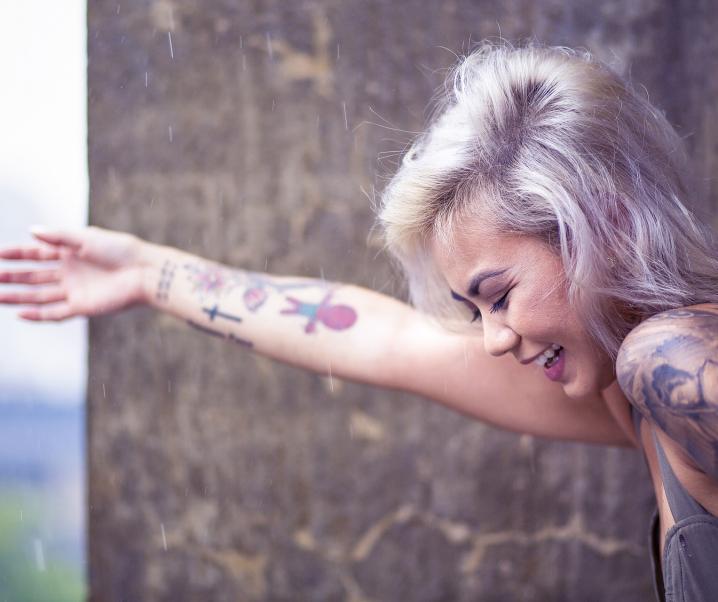 Tattoos sollen in Zukunft bei der Beobachtung chronischer Krankheiten helfen