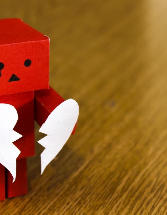 Liebeskummer kann der Herzgesundheit erheblich schaden