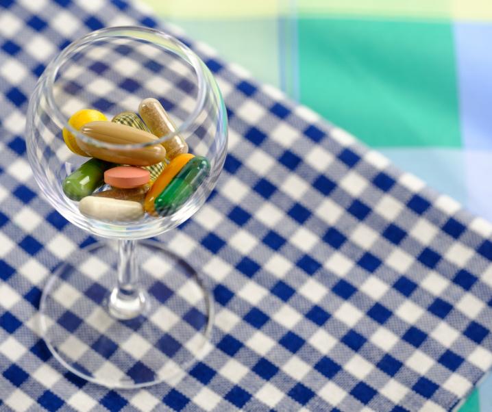 Nahrungsergänzungsmittel für die Gehirngesundheit fast alle ohne Effekt