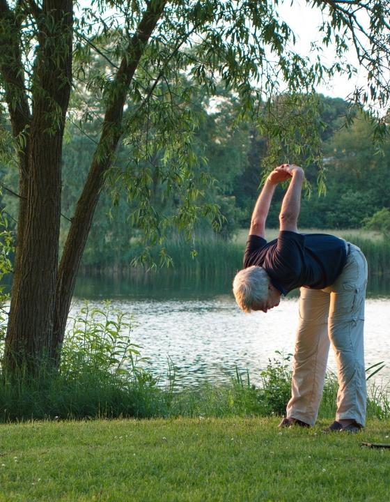 Gesund bis ins hohe Alter – Genforschung macht Fortschritte