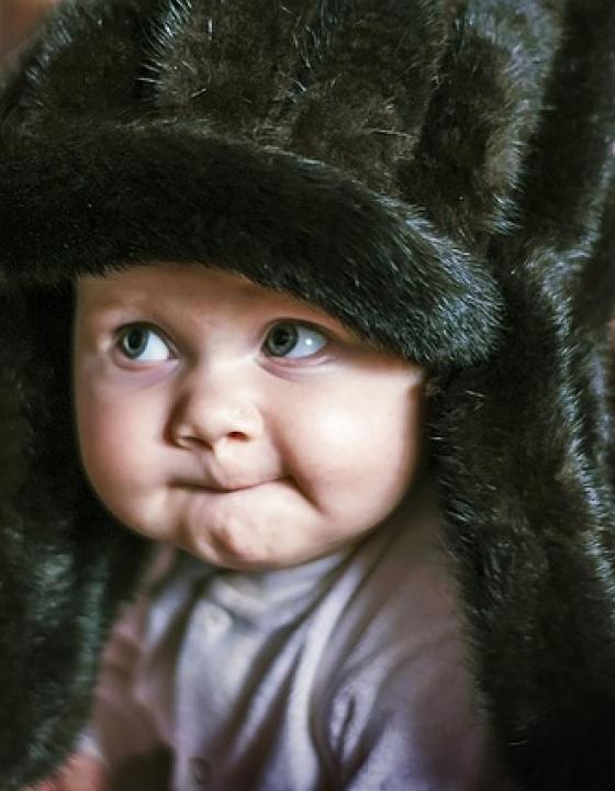 Geboren mit der Winterdepression?