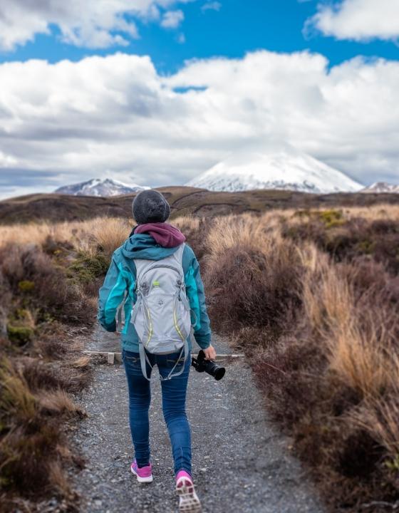 Länger leben durch regelmäßige Spaziergänge