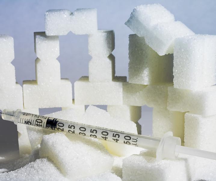 Kleine Menschen bekommen häufiger Diabetes
