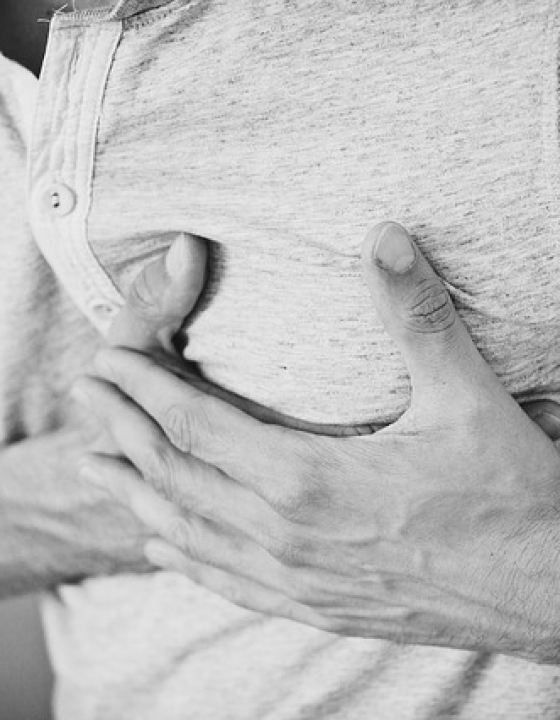 Stress und emotionale Probleme setzen dem Herz zu
