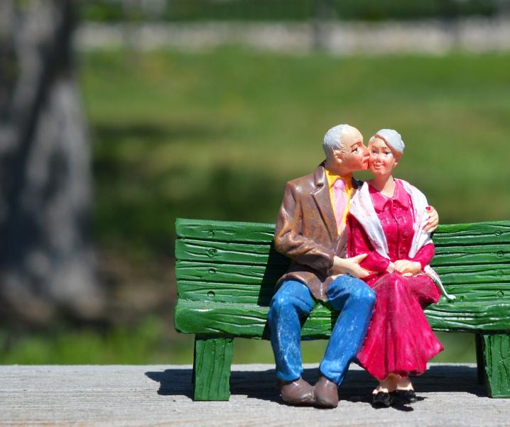 Sexuelle Aktivität im Alter kann vor Krebs- und Herzerkrankungen schützen