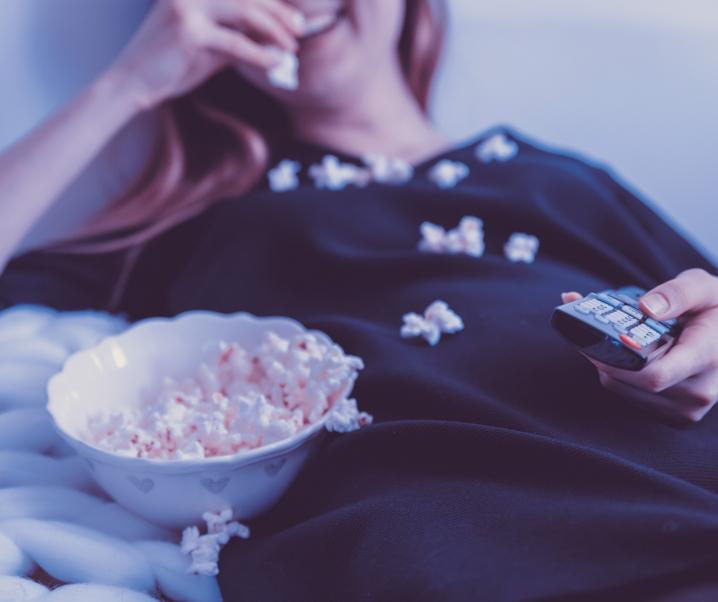 Fernsehen schadet der Herzgesundheit