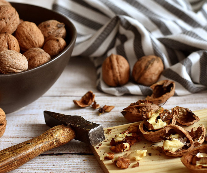 Nüsse sorgen für niedrigeres Herzinfarkt- und Schlaganfallrisiko