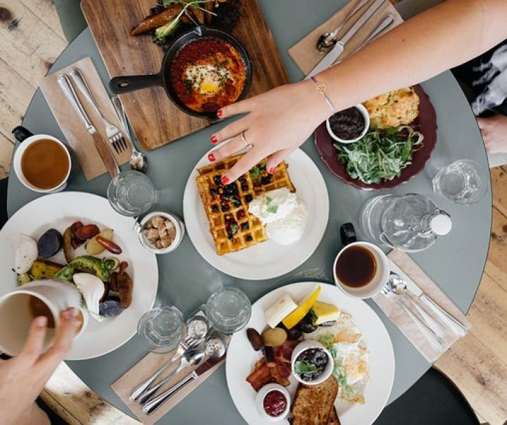Essen Sie sich glücklich. Happy Food gegen die Winterdepression
