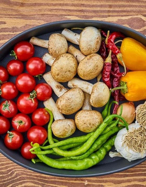 Gemüse: Lieber roh oder gegart?
