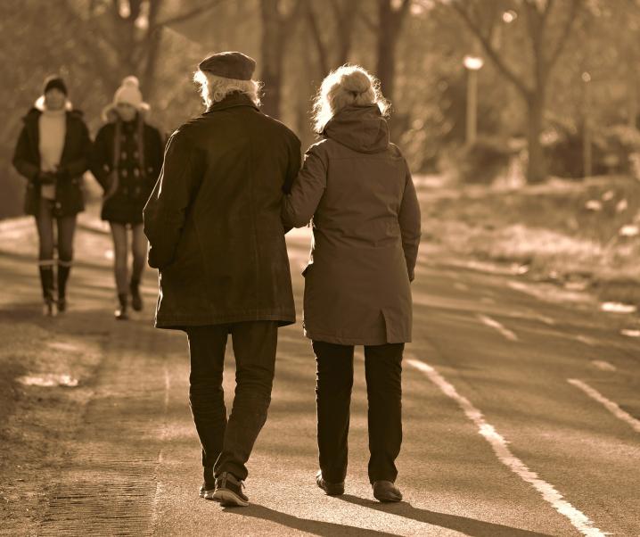 Ist Demenz frühzeitig am Gang sichtbar?
