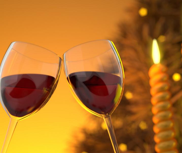 Dauerhafter mäßiger Alkoholkonsum schadet dem Herz