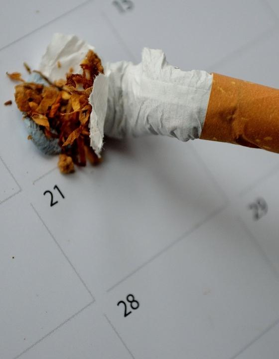 Endlich Nichtraucher: Frauen haben mehr zu kämpfen