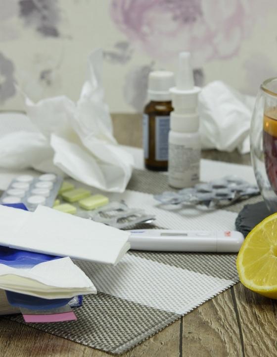 So sollten Sie sich bei Grippe ernähren