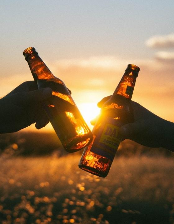 Bereits ein Glas Alkohol am Tag steigert das Krebsrisiko signifikant