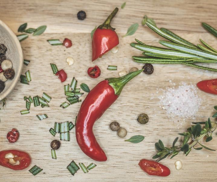 Mit Chilipfeffer das Herz-Kreislauf-System gesund halten