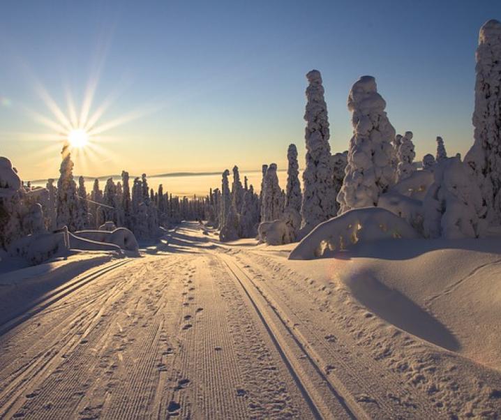 Lichttherapie sorgt für eine wohlige Winterzeit