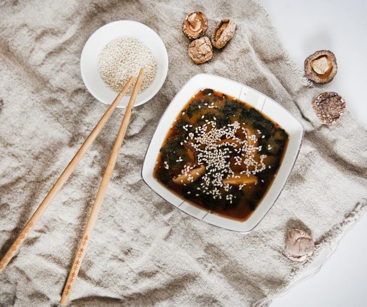 Länger leben mit fermentiertem Soja