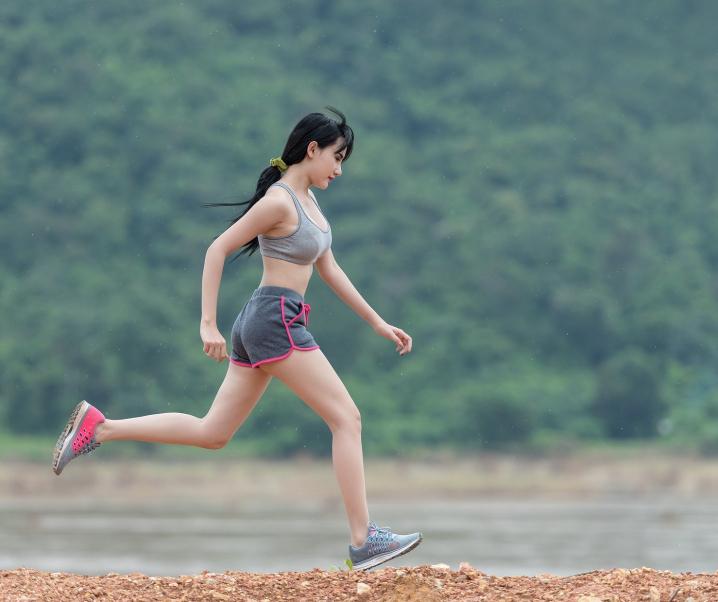 Sportliche Aktivität sorgt für größeres Hirnvolumen