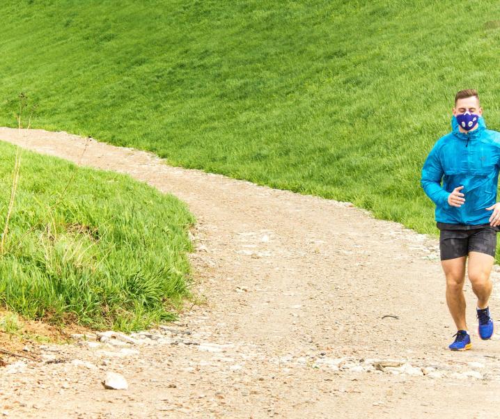 Coronavirus: Körperliche Fitness beeinflusst Verlauf positiv