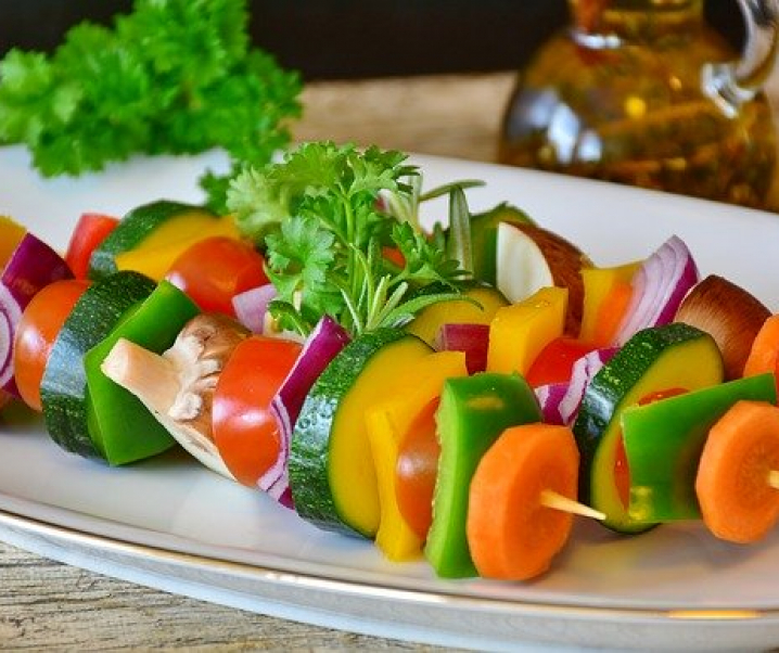 Vegetarier häufiger ohne überschüssige Pfunde