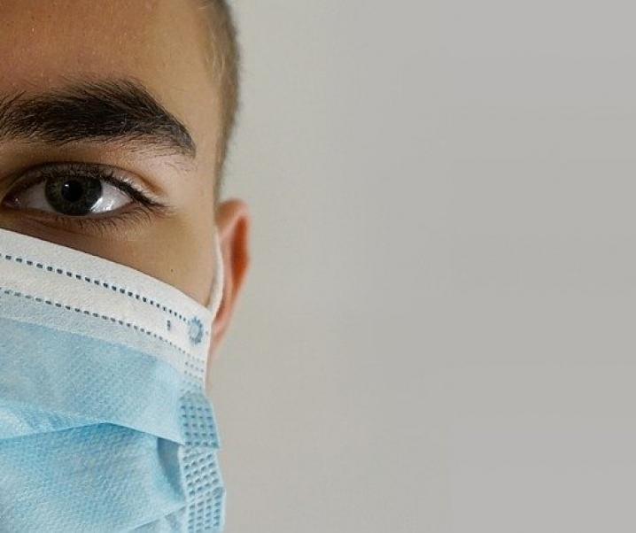 Sind Masken machtlos gegen Aerosole?