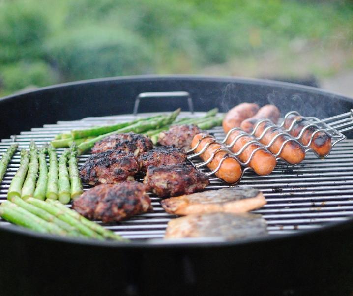 Achtung Gesundheitsgefahr: Das gehört nicht auf den Grill