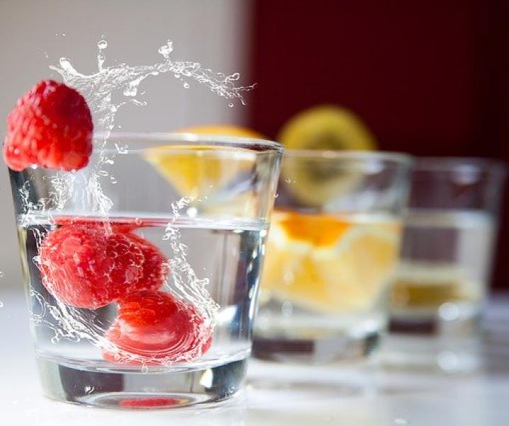 Richtig trinken, Leistungskraft steigern