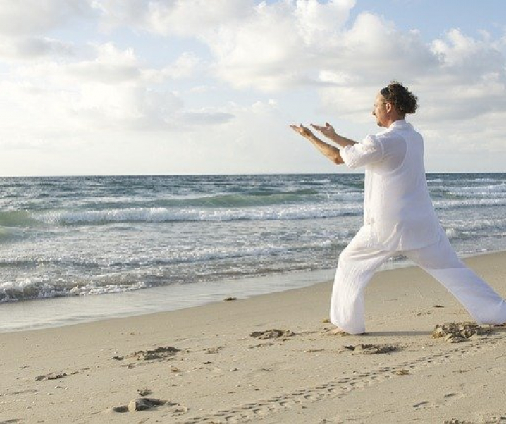Mit Tai-Chi gegen Herzerkrankungen vorgehen
