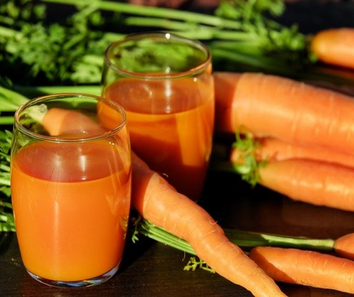 Karotten für eine schöne Sommerbräune und gesunde Verdauung