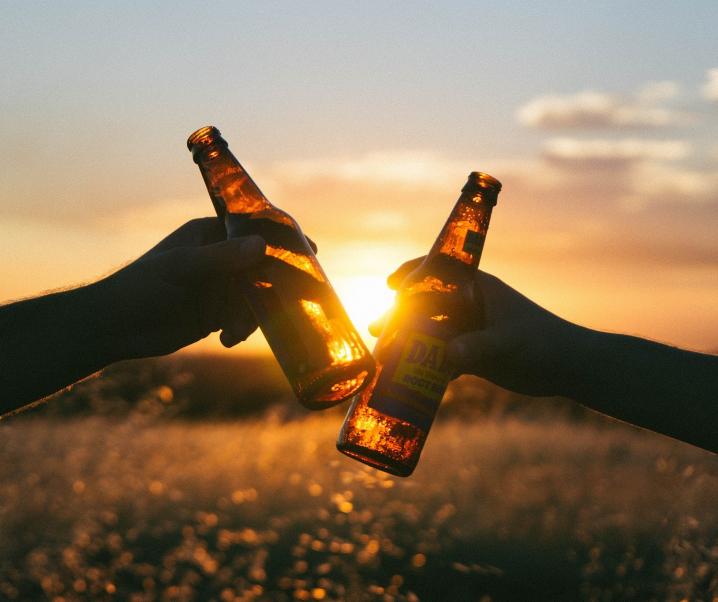 Darum ist Alkohol nach dem Sport keine gute Idee