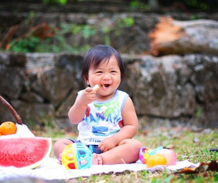 Baby led weaning – Wenn Babys ihr Essen selbst aussuchen
